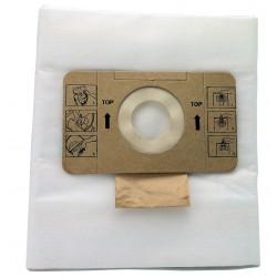 KTRI04796 - Pochette de 10 sacs en microfibre