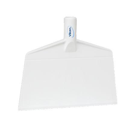 29125 - Grattoir flexible en nylon blanc