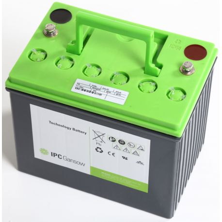 BAAC00105 - Batterie gel 12V 105Ah