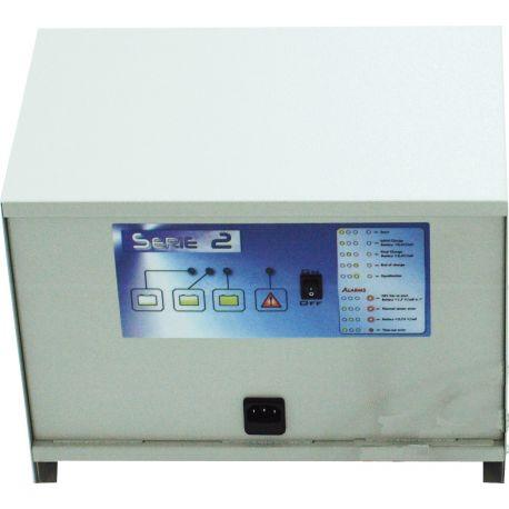 CHAR36V40A - Chargeur pour batterie humide 36 V 40 Ah