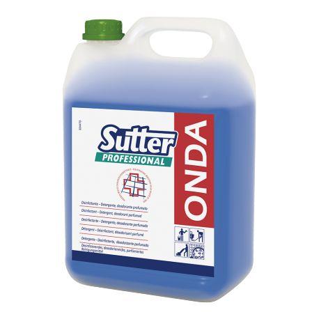ONDA - 5L - Détergent désinfectant désodorisant