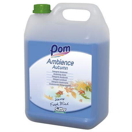AMBIENCE AUTUMN - 5L - Détergent surodorant