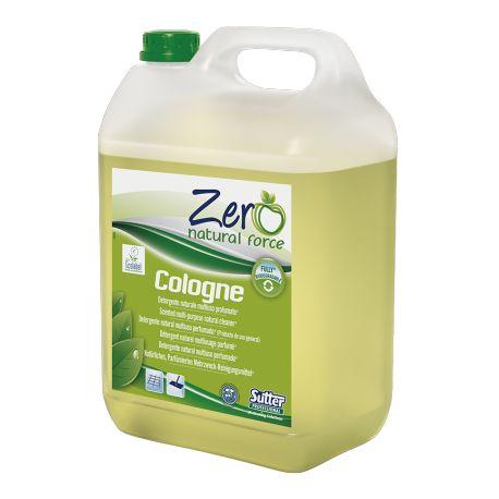 COLOGNE - 5L - DETERGENT NATUREL MULTIUSAGE PARFUME, gamme ZERO