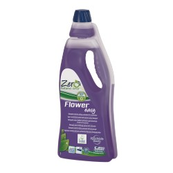 FLOWER EASY - 750ML - DETERGENT NATUREL HYDROALCOOLIQUE PARFUME, gamme ZERO