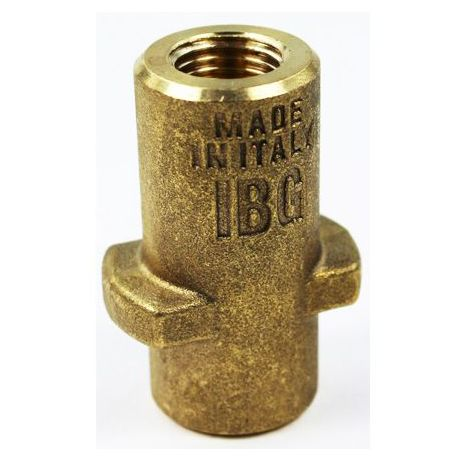 """300A002 - Adaptateur laiton baillonette type """"Karcher"""" Ø F ¼"""" G"""