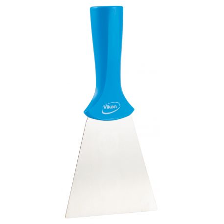 4011 - Grattoir lame inox à pas de vis, 100 mm