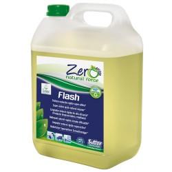 FLASH - 5L - Nettoyant rapide à haute efficacité - gamme ZERO