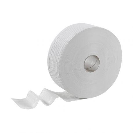 Papier toilette jumbo 1 pli Ultra Kleenex-6 rouleaux de 300 m