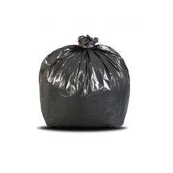 Sac poubelle lien classique 50 L 13 microns-carton de 500