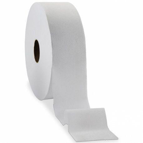 Papier toilette jumbo maxirol 1 pli - 6 bobines de 650 m