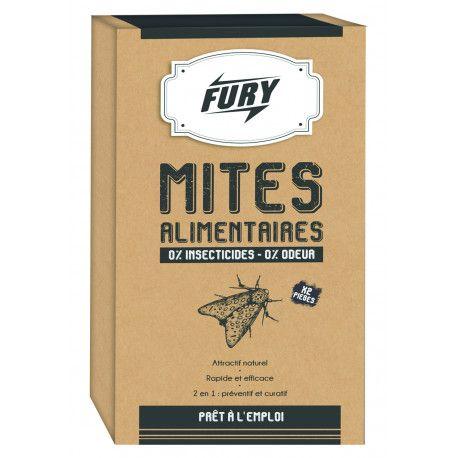 Piège anti-mites Fury - lot de 2