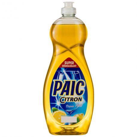 Liquide vaisselle citron PAIC