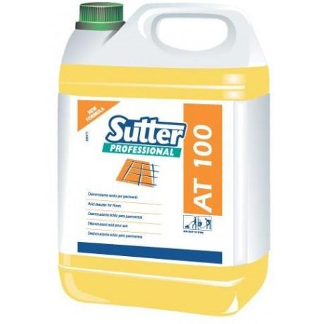 COTTO AT100 - 5L - Décapant ciment, acide de remise en état