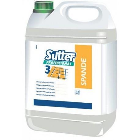 SPANDE - 5L - Produit pour l'entretien spray basse vitesse