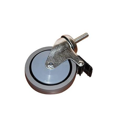 E 275716 ACH - Roue Ø 10cm avec frein