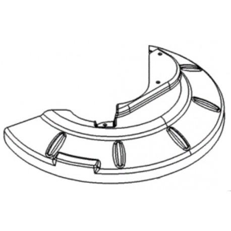MPVR05916 - Carter de brosse pour CT30