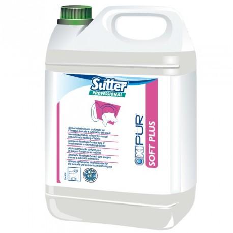 SOFT PLUS 5L - Adoucissant liquide parfumé