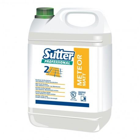 METEOR MAT - 5L - Émulsion acrylique satinée antidérapante